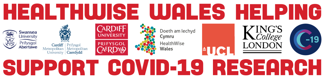 Covid 19 Update - HealthWise Wales